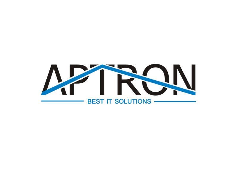 """Contest Entry #                                        41                                      for                                         Design a Logo for """"APTRON"""""""