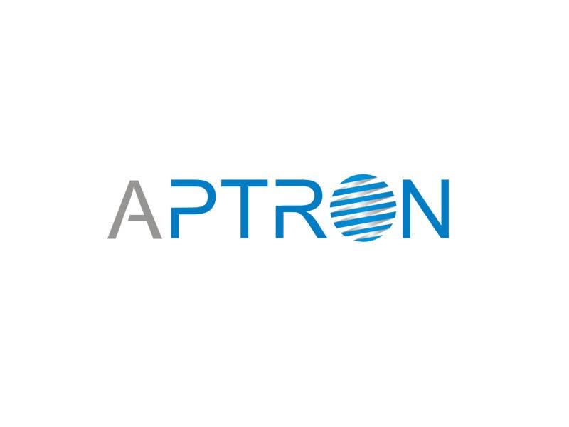 """Contest Entry #73 for Design a Logo for """"APTRON"""""""
