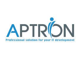 "#52 para Design a Logo for ""APTRON"" por adryaa"