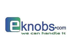 #109 untuk Design a Logo for Eknobs.com oleh ByPals