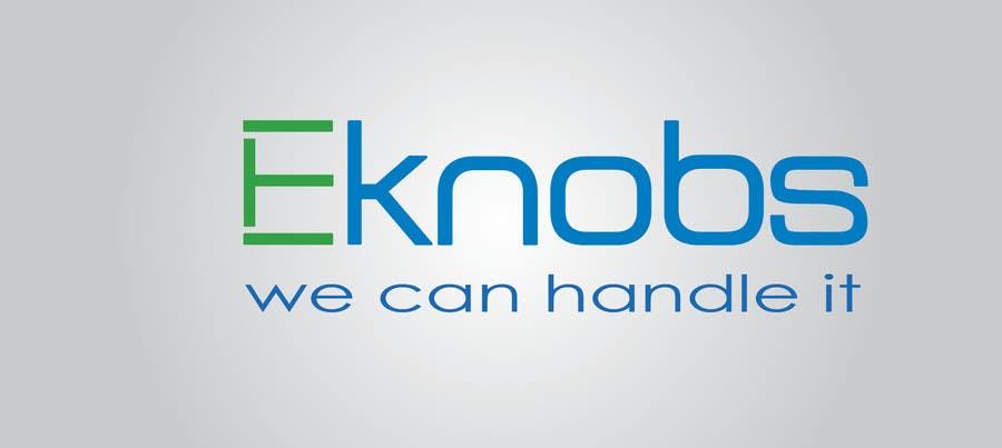 Proposition n°78 du concours Design a Logo for Eknobs.com