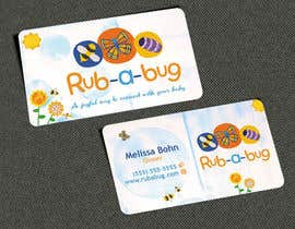 #38 for Design some Business Cards for Rub-a-Bug by AlexTV