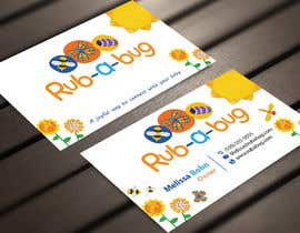 #30 for Design some Business Cards for Rub-a-Bug by imtiazmahmud80