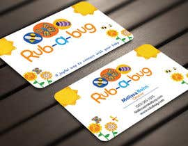 #40 for Design some Business Cards for Rub-a-Bug by imtiazmahmud80