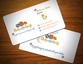 #37 untuk Design some Business Cards for Rub-a-Bug oleh HebaWadud