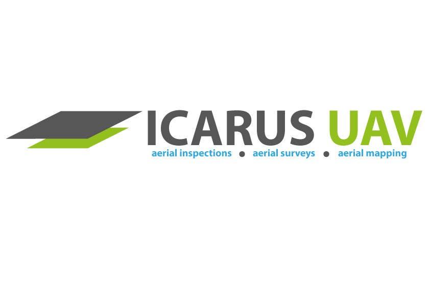 Contest Entry #                                        9                                      for                                         Design a Logo for ICARUS UAV.COM