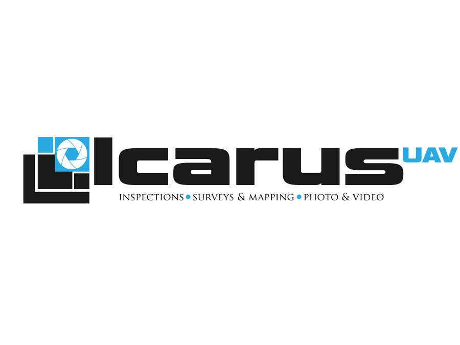 Contest Entry #                                        21                                      for                                         Design a Logo for ICARUS UAV.COM