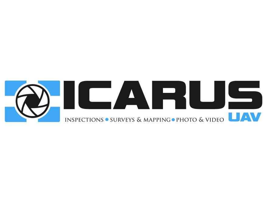 Contest Entry #                                        25                                      for                                         Design a Logo for ICARUS UAV.COM