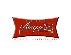 #51 for Diseñar un logotipo para una empresa de venta y reparación de motocicletas af Guillermodigital