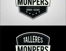 #55 for Diseñar un logotipo para una empresa de venta y reparación de motocicletas af Guillermodigital