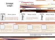 Bài tham dự #7 về Graphic Design cho cuộc thi Design a Website Mockup