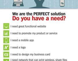 Nro 16 kilpailuun Design a Flyer for mass printing käyttäjältä damirruff86