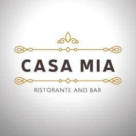 #34 untuk Casa Mia Ristorante 2 oleh onkarpurba