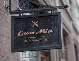 #29 for Casa Mia Ristorante 2 af Logo4All