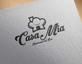 Nro 27 kilpailuun Casa Mia Ristorante 2 käyttäjältä hansa02