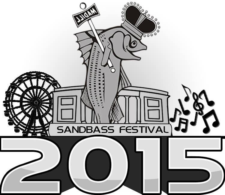 Contest Entry #                                        1                                      for                                         Design a T-Shirt for SandBass Festival