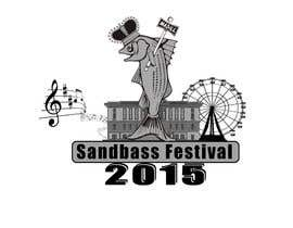 #9 for Design a T-Shirt for SandBass Festival af starfz
