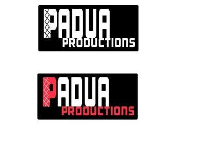 #21 cho Design a Logo for Padua Productions bởi sridha858