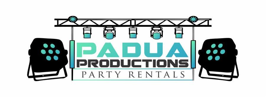 Konkurrenceindlæg #9 for Design a Logo for Padua Productions