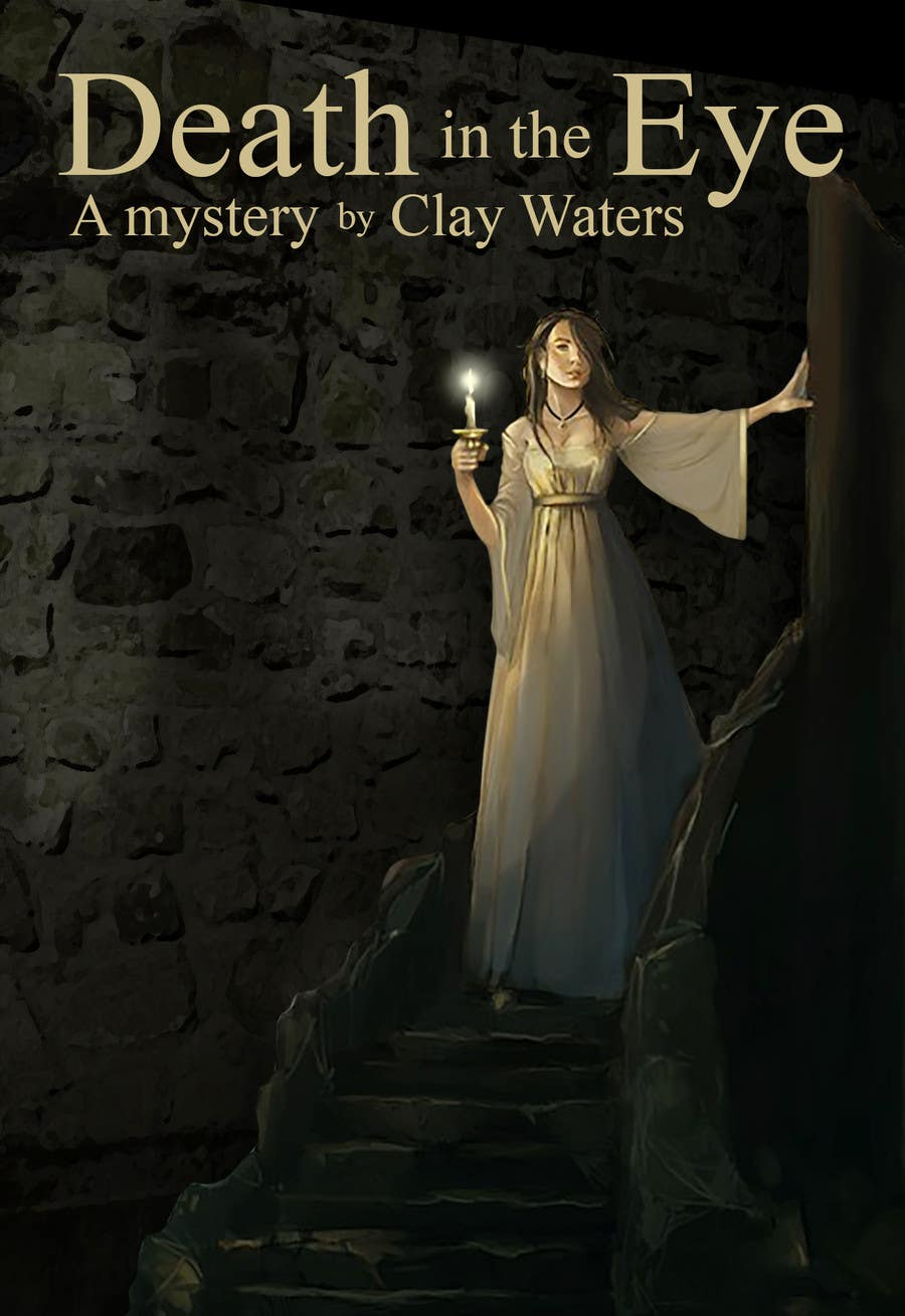 Proposition n°5 du concours Ebook cover for old-fashioned mystery novel