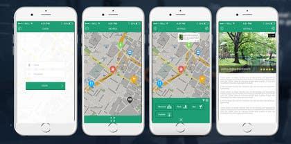 Nro 6 kilpailuun desing our app mockups käyttäjältä ankisethiya