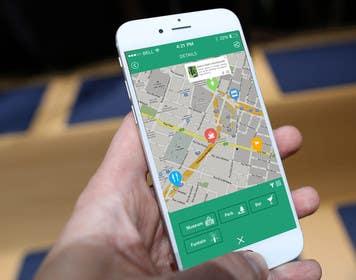 Nro 7 kilpailuun desing our app mockups käyttäjältä ankisethiya