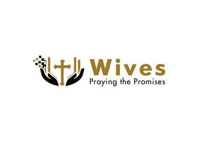 feroznadeem01 tarafından Design a Logo for Wives Praying The Promises için no 19