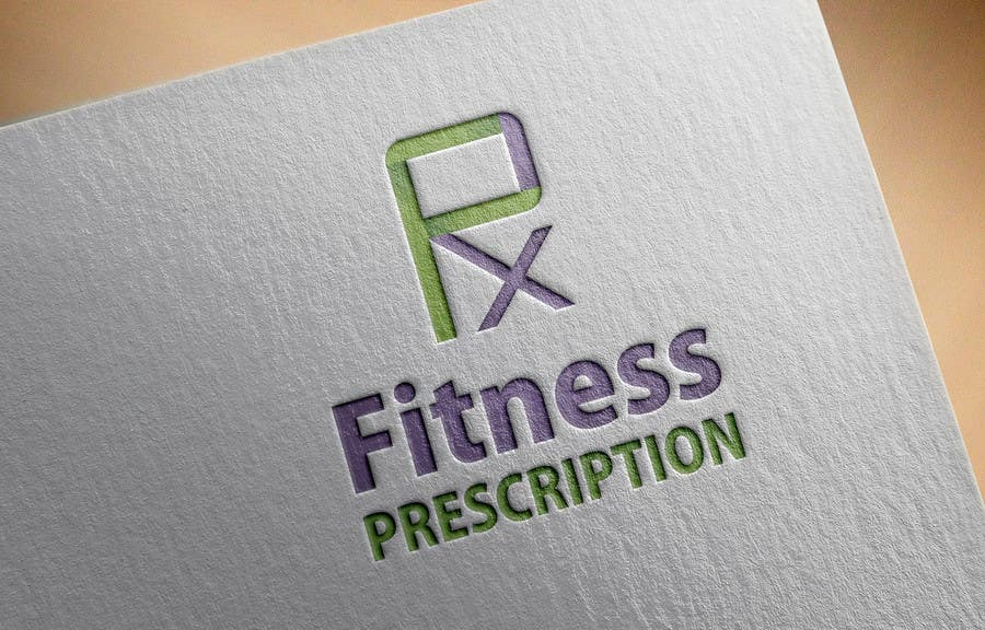 Konkurrenceindlæg #                                        7                                      for                                         Design a Logo for Fitness Prescription