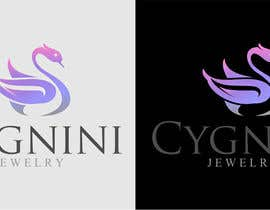 nº 25 pour Design a Logo for Cygnini Jewelry par BuDesign