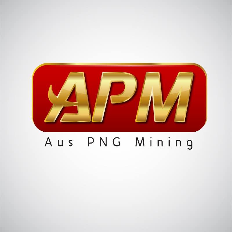 Bài tham dự cuộc thi #                                        107                                      cho                                         Design a Logo for Modern Mining Company