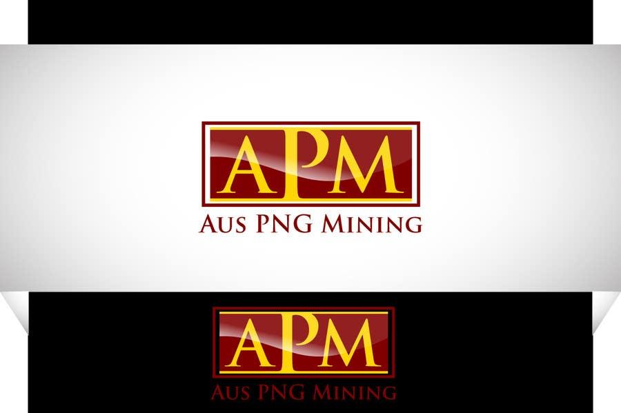 Bài tham dự cuộc thi #                                        147                                      cho                                         Design a Logo for Modern Mining Company