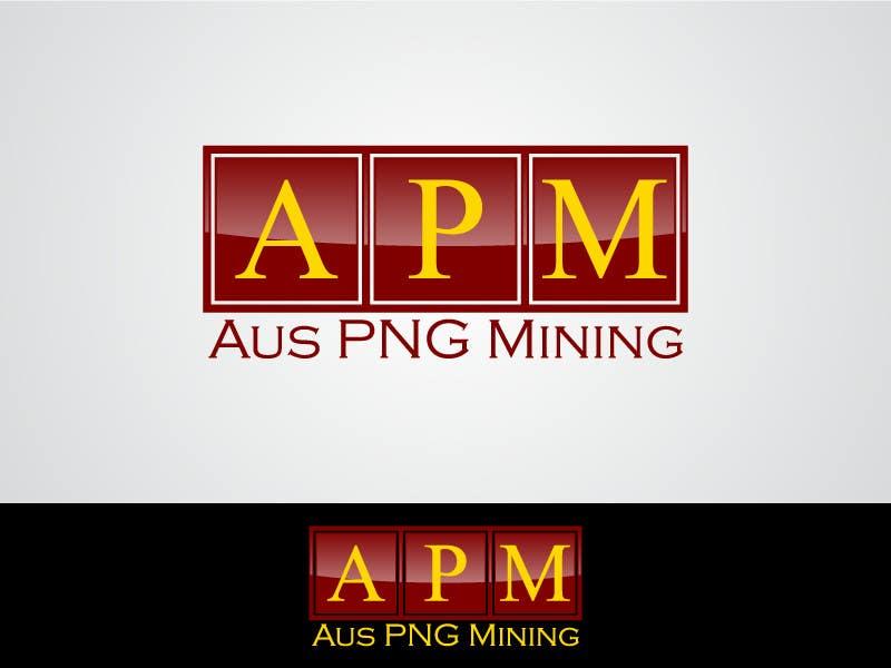 Bài tham dự cuộc thi #                                        53                                      cho                                         Design a Logo for Modern Mining Company
