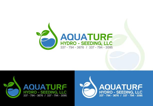 Konkurrenceindlæg #                                        13                                      for                                         Design a Logo for our Hydroseeding business