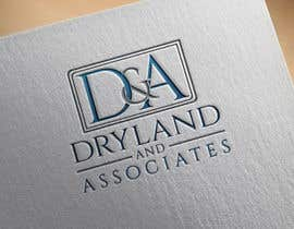 #19 cho Design a Logo for Dryland and Associates bởi vladspataroiu