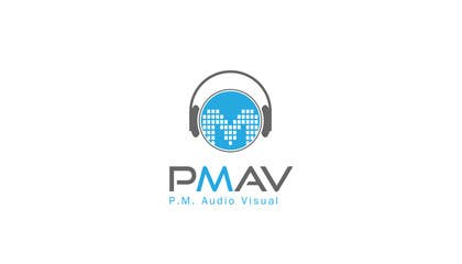 #28 cho Design a Logo for company named P.M. Audio Visual bởi ammari1230