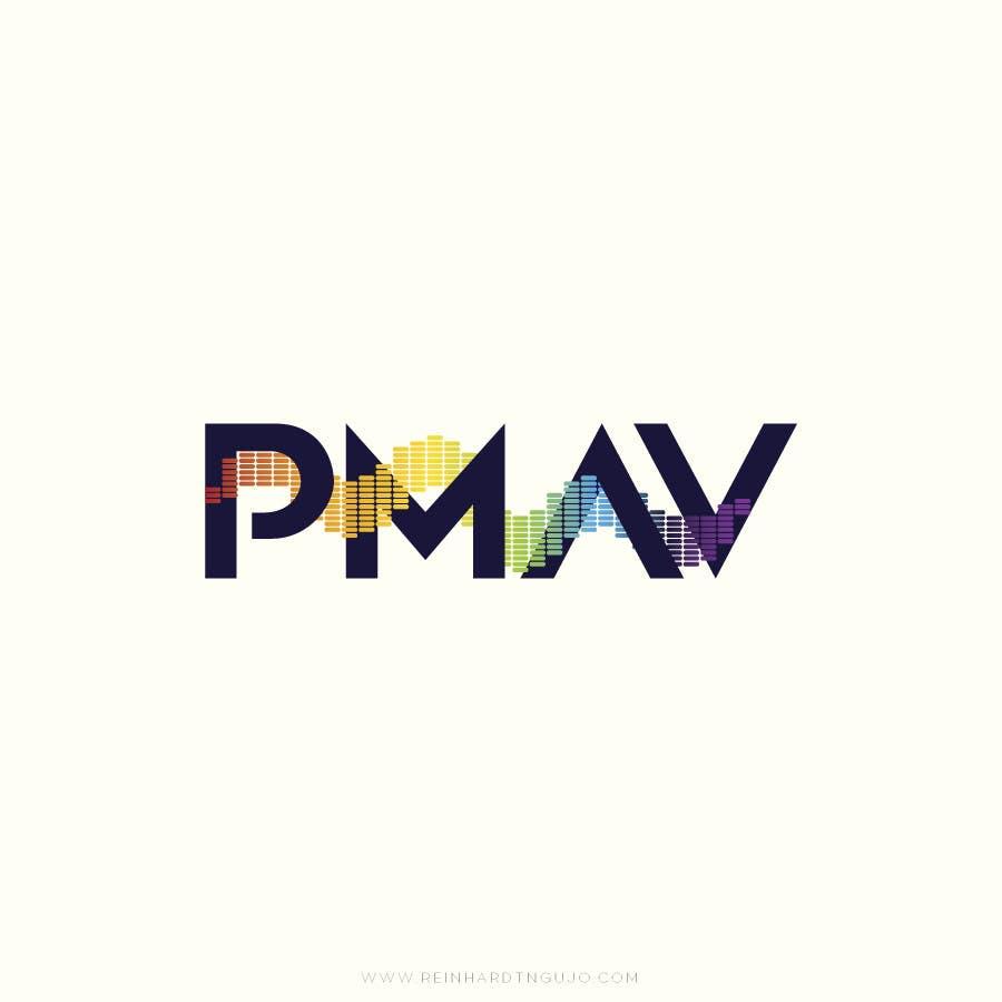 Konkurrenceindlæg #                                        30                                      for                                         Design a Logo for company named P.M. Audio Visual