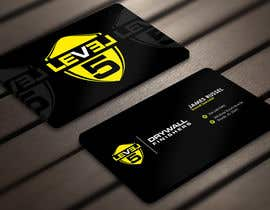 #71 for Design some Business Cards for Drywall Company af Derard