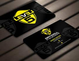 #72 for Design some Business Cards for Drywall Company af Derard