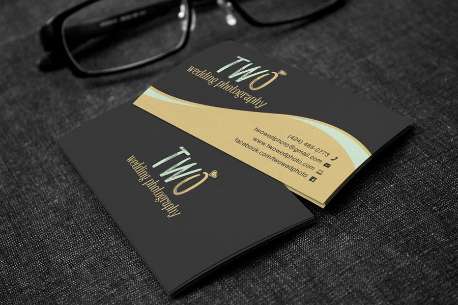 Konkurrenceindlæg #65 for Design some Business Cards for wedding photographers