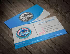 laamoh91 tarafından Design a Business Card for a Party Rentals company için no 14