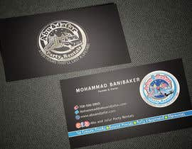AlexTV tarafından Design a Business Card for a Party Rentals company için no 11