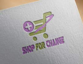 "#41 para Design a Logo for ""Shop for Change"" por LushDesigner"