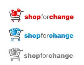 "#42 para Design a Logo for ""Shop for Change"" por zaldslim"