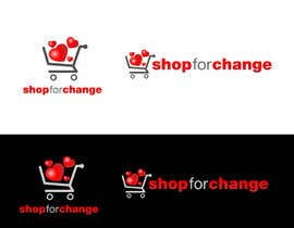 "#43 for Design a Logo for ""Shop for Change"" af zaldslim"
