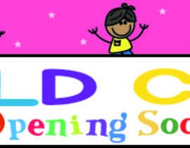 #24 for Design a Banner for Child Care Centre af SumantSaurabh