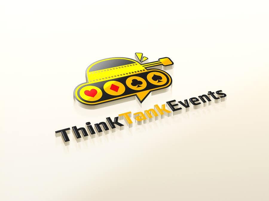 Kilpailutyö #11 kilpailussa Design a Logo