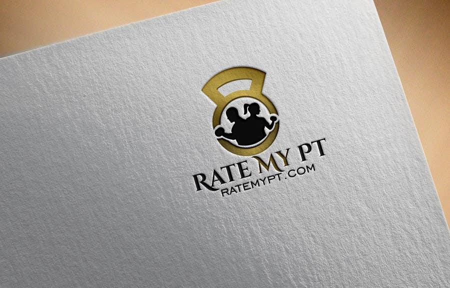 Kilpailutyö #2 kilpailussa Design a Logo for Ratemypt.com