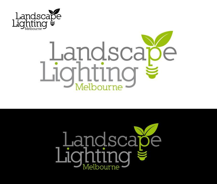 Konkurrenceindlæg #619 for Garden Lighting Company Logo