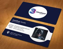 #34 untuk One Awesome Business Card Please! oleh akhi1sl