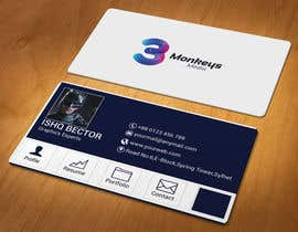 #46 untuk One Awesome Business Card Please! oleh akhi1sl